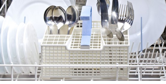 flawlessly repaired kitchen appliances