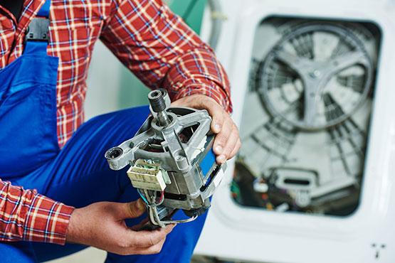 doing domestic appliances repair