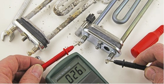 solving the appliance electrical problems
